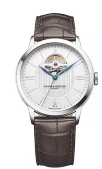 Baume & Mercier Classima Men's Stainless Steel Strap Watch M0A10274 - £1,680 @ Ernest Jones