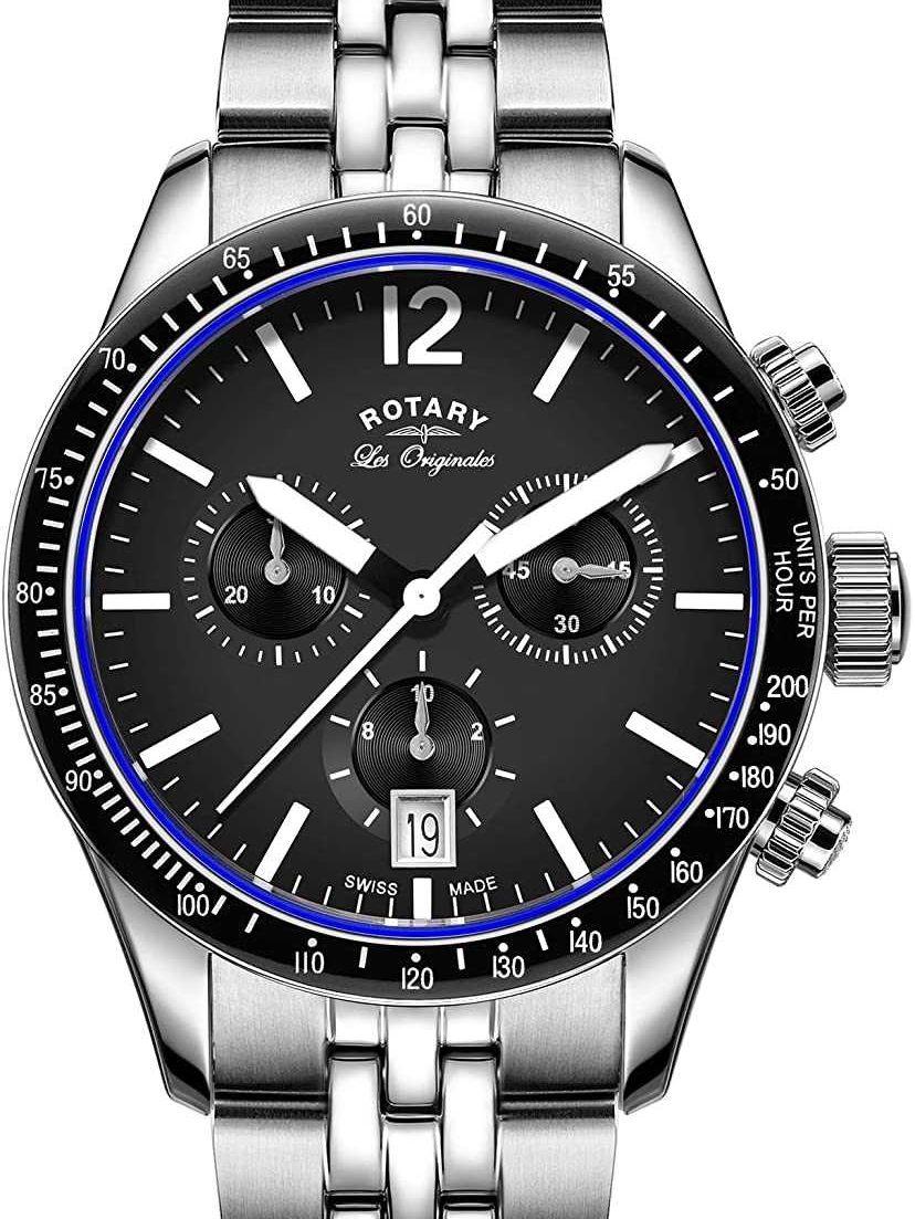 Rotary Les Originales Chronograph Watch - £90.40 @ Amazon