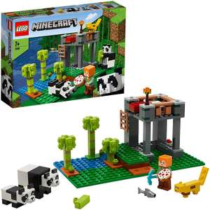 Save £20 when you buy £100 of select Lego items. Spend £100 on qualifying Lego ASINs, get £20 off. Offered by Amazon.co.uk.