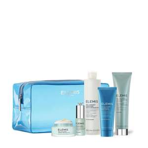 Elemis Pro-Collagen Energise & Renew 5 Piece Collection £70.90 Delivered @ QVC & 5 Easy Pays