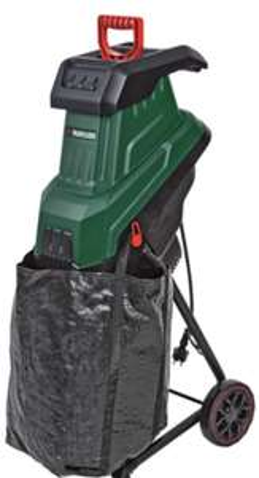 Parkside 2400W Garden Shredder - £49.99 Instore @ Lidl (Glenrothes)