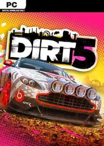DiRT 5 Steam PC Key (Worldwide) - £11.99 @ CDKeys