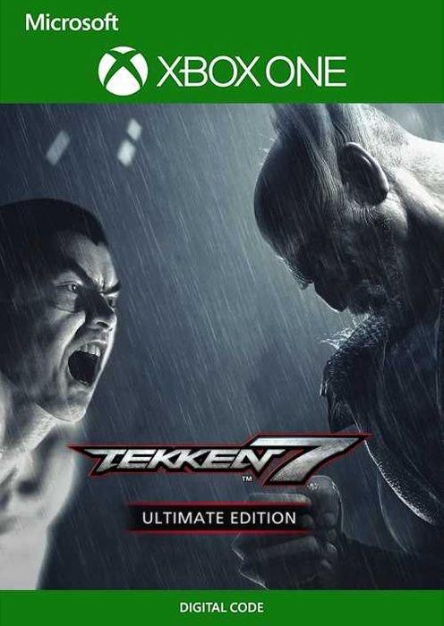 Tekken 7 - Ultimate Edition Xbox One (UK) - £15.49 @ CDKeys