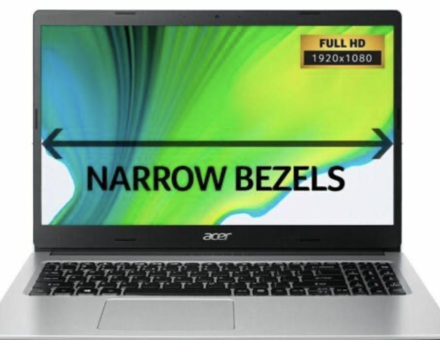"Details about ACER Aspire 3 A315-23 15.6"" Laptop - AMD Ryzen 3, 256 GB SSD, Silver (Grade B Refurb) - £335.29 @ eBay / currys_clearance"