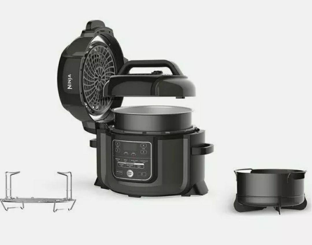 NINJA Foodi OP300UK Multicooker Black - Damaged Box - £144.38 Delivered @ Currys Clearance / Ebay