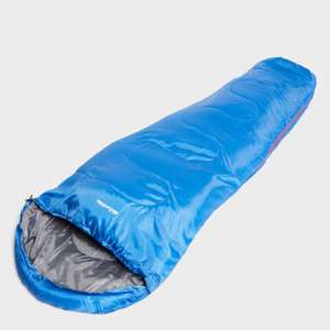 Eurohike Snooze Mummy Sleeping Bag £10.20 delivered @ Millets