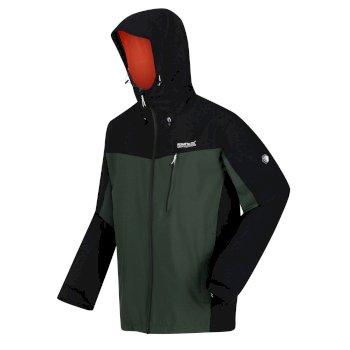 Men's Birchdale Waterproof Jacket Deep Forest Black £49.95 (+£3.95 Delivery) using code @ Regatta