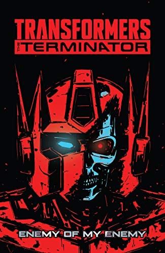 Transformers vs. The Terminator Kindle & comiXology Edition £4.21 @ Amazon