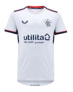RANGERS FC Infant Away or Third Football shirt from only £12 (+ £5.50 Delivery) @ Rangers Megastore