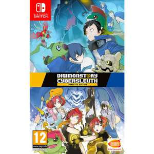 Digimon Cyber Sleuth Complete Edition (Switch) £20.95 The Game Collection