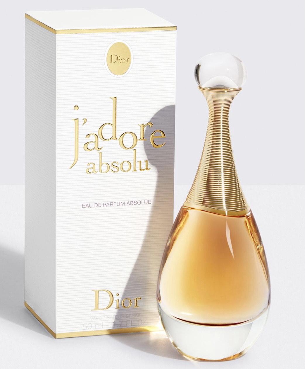 DIOR J'Adore L'Absolu Eau De Parfum 75ml Spray - £73.39 with code at Fragrance Shop