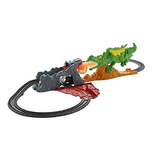 Thomas & Friends FXX66 TrackMaster Dragon Escape Set, Multi-Colour £9.89 (+4.99 Non Prime) @ Amazon