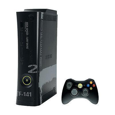 Refurbished Microsoft Xbox 360 Elite Modern Warfare 2 Limited Edition 250GB Black Console & Controller - GRADE B £39.99 at Stock Must Go
