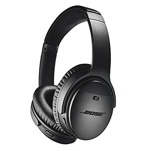 Bose QuietComfort 35 II Black Bluetooth NFC Headphones - £172.37 (UK Mainland) @ Amazon Spain