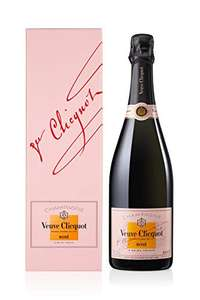 Veuve Clicquot Rosé 75cl £31.58 at Amazon