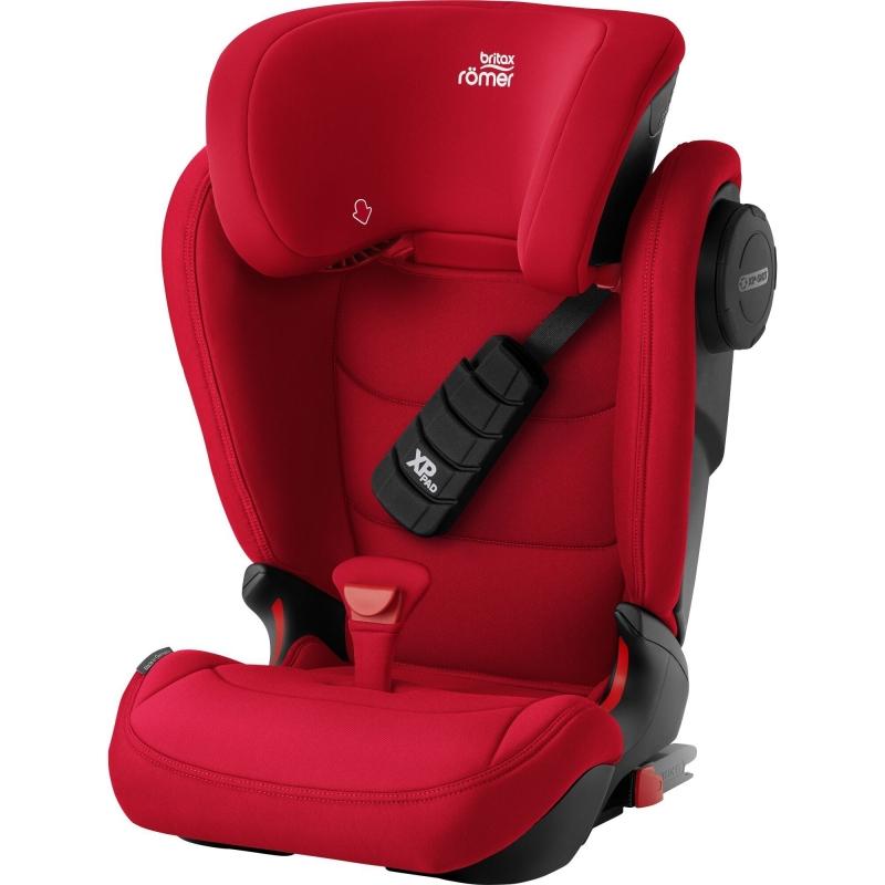 Britax Kidfix III S Group 2/3 Car Seat £129.20 at Kiddies Kingdom