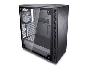 Fractal Design Define C Tempered Glass Mid Tower PC Case, £64.98 delivered at Novatech