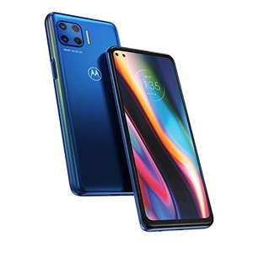 "Motorola moto g 5G plus 5000 mAH 4/64GB,CinemaVision 6.7 ""FHD + SD765 Processor,Dual SIM - Surfing Blue £167.28 (Mainland UK) @ Amazon Italy"
