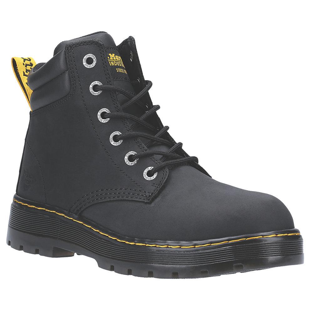 Dr Martens Batten Safety Boots Black £54.99 at Screwfix