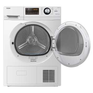 Haier HD90-A636, 9kg, Heat Pump Tumble Dryer £399.99 @ Costco