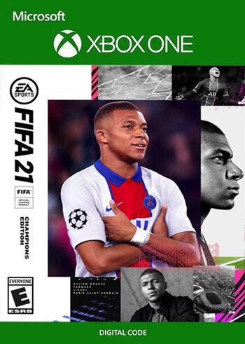 FIFA 21 Champions FIFA 21 Champions Edition Digital Key Xbox One/Series X 13.51 Using Voucher @ Eneba/MagicCodes