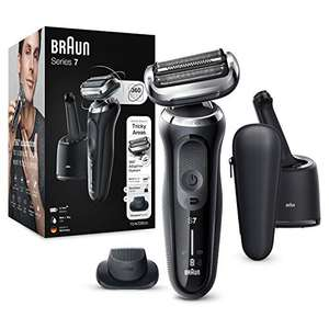 Braun Series 7 Electric Shaver for Men with, Precision Beard Trimmer - £149.99 @ Amazon
