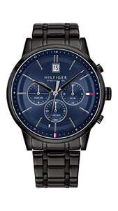 Tommy Hilfiger Men's Analogue Quartz Watch with Stainless Steel Strap 1791633 £113.56 @ Amazon