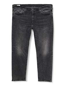 Levi's Men's 502 Taper Big & tall Jeans (38W/38L only) - £20.54 @ Amazon