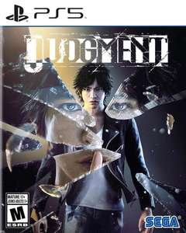 JUDGE EYES: Wills of Death Remastered [PS5] - AKA Judgment - English Language version - £11.87 @ PlayStation PSN Indonesia