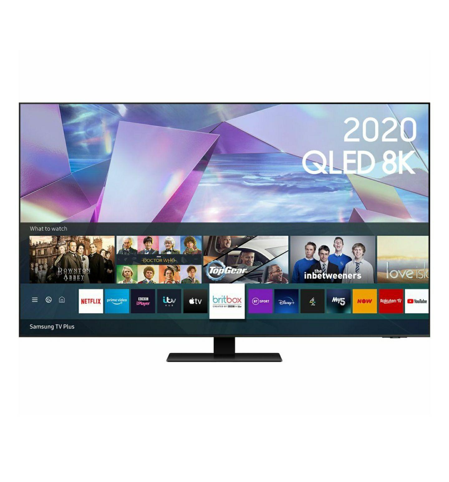 "Graded Samsung QE55Q700TATXXU 55"" Premium 8K HDR QLED TV £549.99 + £19.99 delivery at ElectronicWorldTV"