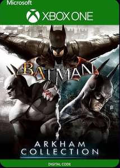 Batman: Arkham Collection Xbox One (UK) £20.99 at CDKeys