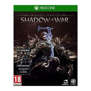 Middle-earth: Shadow of War (Xbox One) £2.95 delivered @ TheGameCollection