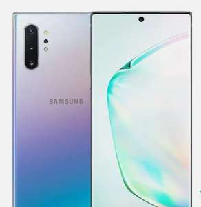 Samsung Galaxy Note 10 Plus 512GB Smartphone (Unlocked - Good Condition) - £382.49 With Code & Discount @ Music Magpie / Ebay