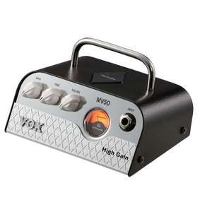 Vox MV50 High Gain Compact Guitar Head - £85.49 Delivered Next Day @ Kenny's Music