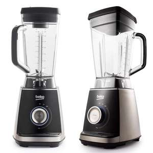Beko 2L 1600W blender with 2 Litre Jug Capacity / Suitable for Ice (TBS3164X) - £47.97 Delivered @ Box