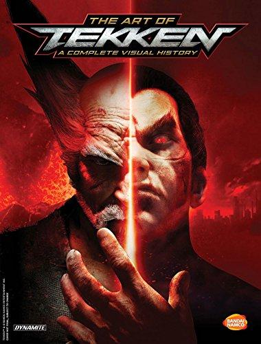 The Art of Tekken: A Complete Visual History HC Hardcover art book £16.46 @ Amazon