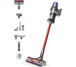 DYSON V11 Outsize Cordless Vacuum Cleaner Red - £574 ebay / currys_clearance