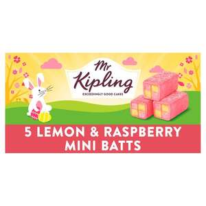 50% off Easter cakes and bars starting from 50p (Cadbury Creme egg/mini eggs/ Mr Kipling/Thornton's) @ Asda Sutton