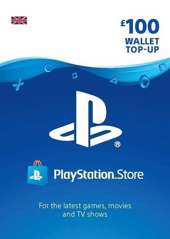 PlayStation Network Card 100 GBP (UK) PSN Key for £75.06 using code @ Eneba / VenomDigital