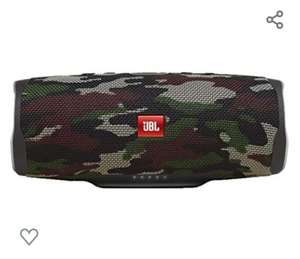 JBL Charge 4 Portable Bluetooth Speaker - Camouflage Green £77.89 @ Amazon