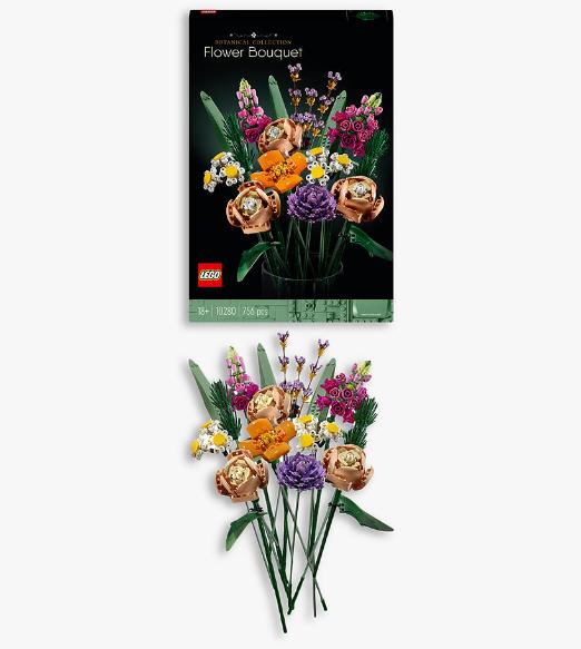 Lego Creator 10280 Flower Bouquet and Lego Creator 10281 Bonsai Tree - £74.98 bundle @ John Lewis & Partners
