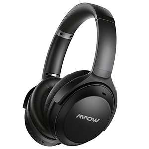 Mpow Type-C Noise Cancelling Headphones, Bluetooth 5.0 Over Ear Wireless Headset £34.29 Sold by Mpow Store and Fulfilled by Amazon.