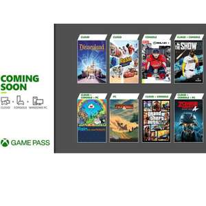 Xbox Game Pass Additions - Grand Theft Auto V, Zombie Army 4: Dead War & More
