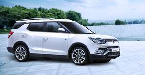 Ssangyong Tivoli Xlv Ultimate From £16,395 @ SsangYong