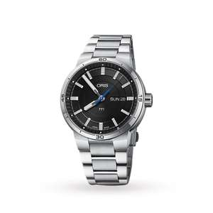 Oris TT1 42mm Mens Watch and Watchroll £1000 @ Mappin and Webb
