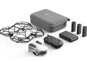 DJI Mavic Mini Drone Fly More Combo - Light Grey £341.39 with code @ eBay (currys_clearance) - 'opened never used'