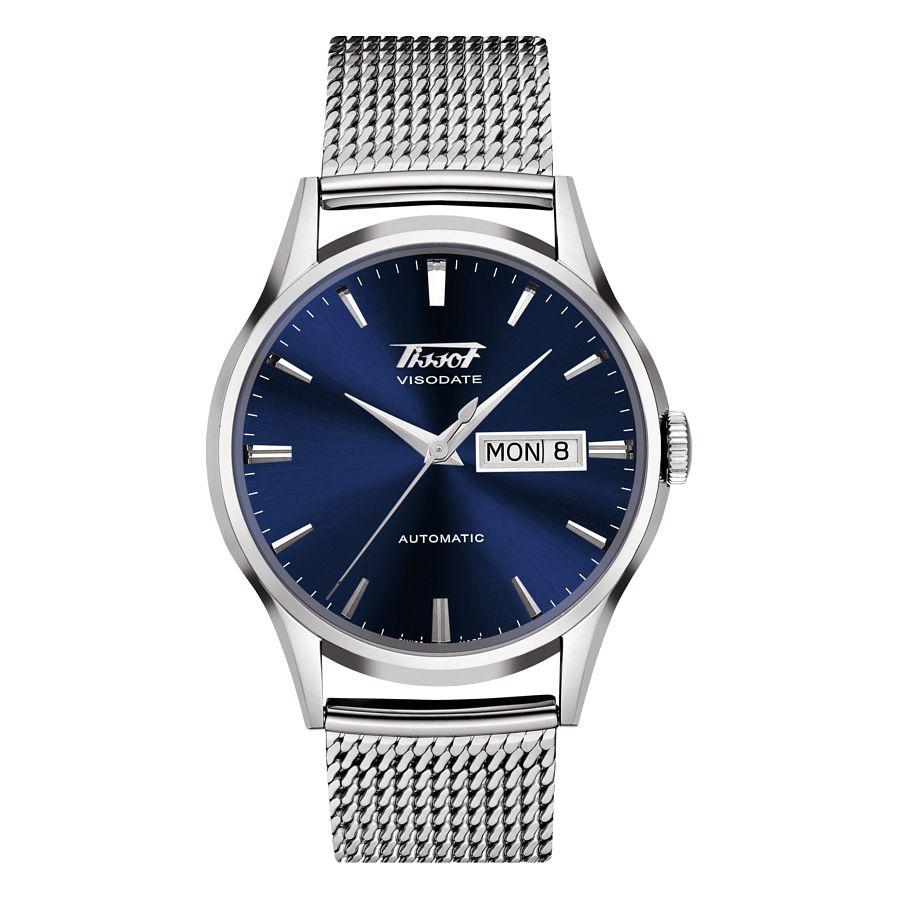 Tissot Visodate Automatic Steel Bracelet Watch - £392 delivered @ Ernest Jones