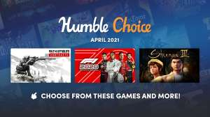 Humble April Line-up (Shenmue 3/ F1 2020/ Sniper Contracts and more) £8.74 new customers / £11.99 @ Humble Bundle