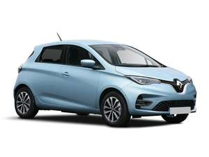 24 mth Lease Renault Zoe Hatchback 100KW i GT Line R135 - 5k miles p/a - initial £644 + £215 p/m + £99 = £5682 @Leasing.com (Electric Auto)