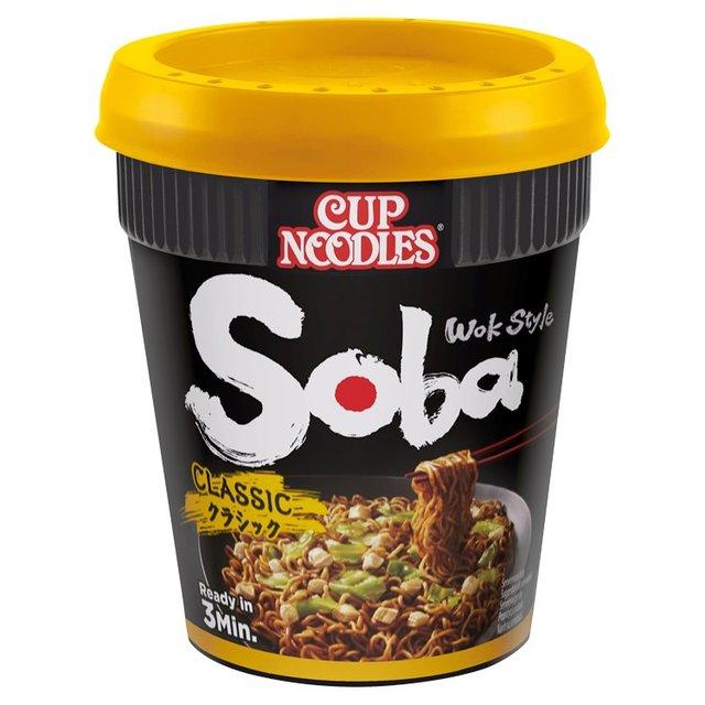 Nissin Soba Teriyaki/Chilli/Classic Cup Noodles 90g/92g 99p In Store @ Aldi (Robroyston, Glasgow)
